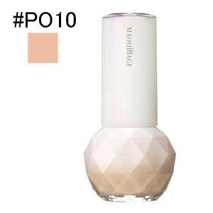マキアージュ エッセンスリッチホワイトリキッド UV PO10