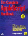 Complete AppleScript Handbook: With Disk (0679791485) by Goodman, Danny