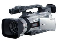 Canon XM2 miniDV Profi-Camcorder mit 3 C...