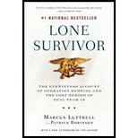 Lone Survivor (07) by Luttrell, Marcus [Paperback (2008)]