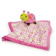Sweet Ladybug Security Blanket Graco - 1