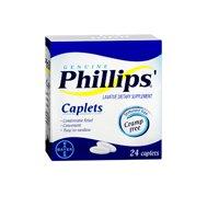 Phillips' Laxative Caplets