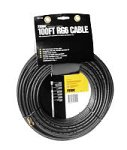Terk RG6 Indoor/Outdoor, Satellite/Cable/Antenna Coaxial Cable - 100'