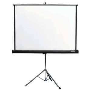 Quartet Tripod Projection Screen