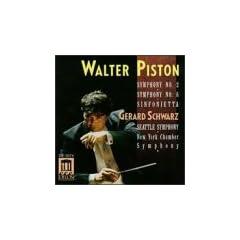 Piston 1: Sym 2 & 6, Sinfoniet