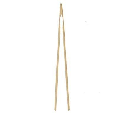 Longues Pinces En Bambou Lakeland Pour Grille-Pain Ou Cornichons