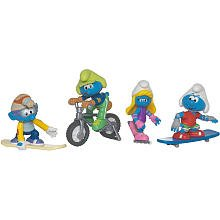 Picture of Jakks Pacific The Smurfs Extreme Sport Pack Figure (B002LLLNV6) (Jakks Pacific Action Figures)