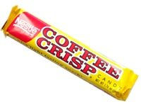 Canada Candy Coffee Crisp Chocolate Bar 24 Coffee Crisp Candy Bar Canada