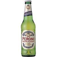 ペローニ ナストロアズーロ 瓶  330ML × 24本
