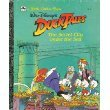 img - for Disney's DuckTales: The Secret City Under the Sea (A Little Golden Book) book / textbook / text book