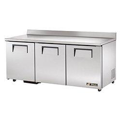 3 Door Commercial Refrigerator front-641490