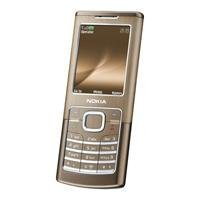 Nokia 6500 classical bronze (UMTS, GPRS, EGPRS, 2 MP, Musik-Player) Handy ohne Branding