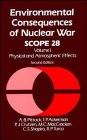 img - for Environmental Consequences of Nuclear War, Physical and Atmospheric Effects (SCOPE Series) (Volume 1) book / textbook / text book