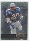 Curtis Martin (Football Card) 1997 Skybox Metal Universe #141