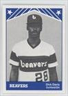 Dick Davis Richard Davis (Baseball Card) 1983 Portland Beavers TCMA #16 by Portland Beavers TCMA