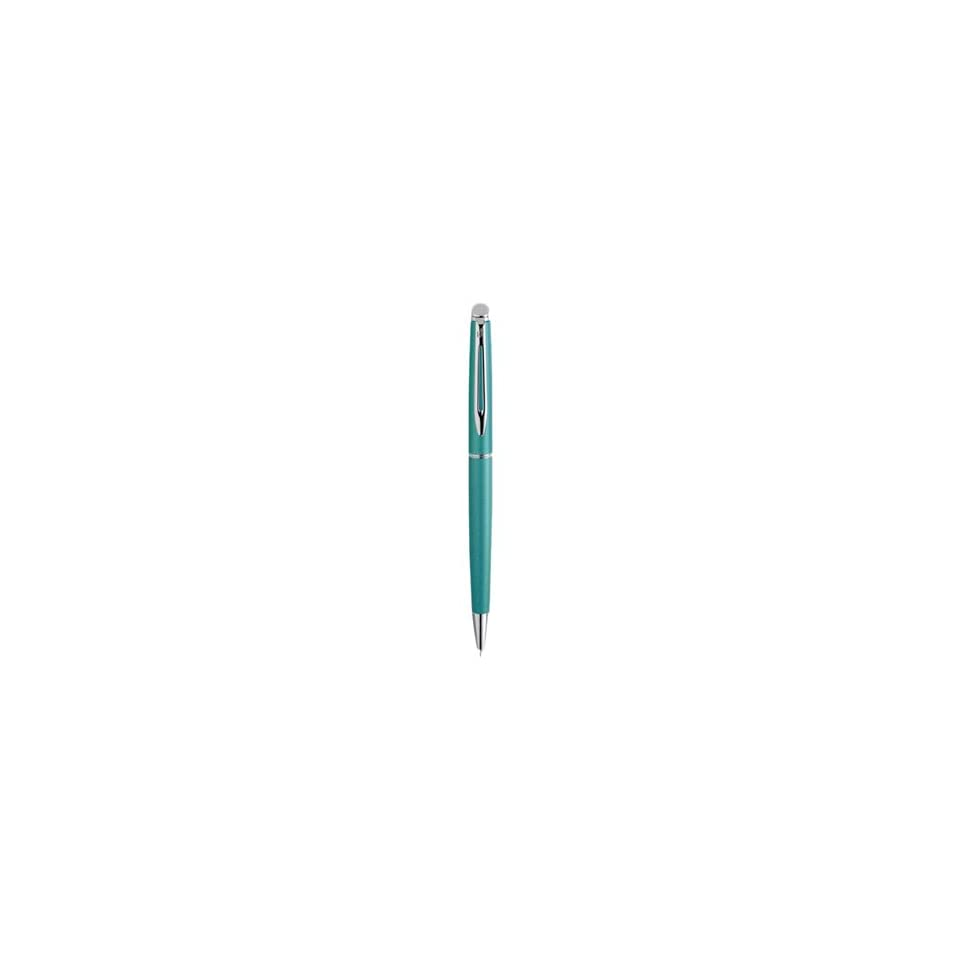Waterman Hemisphere Shimmery Green CT Ballpoint Pen 55306015