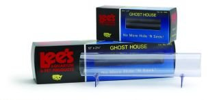 Lee S Aquarium & Pet Products Ghost House 2x6.5 Inch - 11005