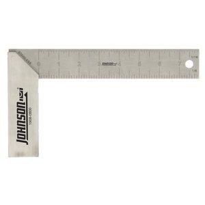 Johnson Level & Tool 1908-0800 Aluminum Try Square primary