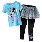 Disney 4-Piece Minnie Mouse Sleepwear Set Mix & Match front-1061456
