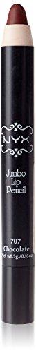 Nyx Cosmetics Jumbo Lipstick Pencil- Jlp707 (Chocolate) (Chocolate Lipstick compare prices)