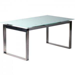 Table Manger Table Manger En Verre Cube Avec Rallonge