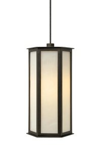 Wilmette Lighting 600MOMCLYBCN Mini Clybourn 1LT 12-Volt MonoRail Pendant, Polished Nickel Finish with Clear Prismatic Glass