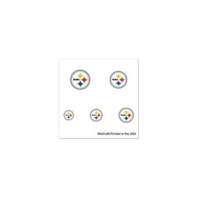 NFL Pittsburgh Steelers 75871091 Fingernail Tattoos from SteelerMania