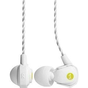 グリーンハウス 高音質 バランスド・アーマチュア型 カナルイヤホン ホワイト GH-ERC-MBW