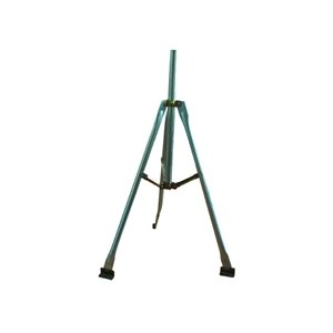 5 FT Galvanized Steel Tripod with Mast