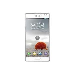 Factory Unlocked LG Optimus L9 P768 White International