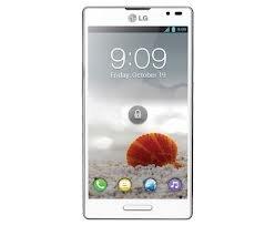 New Factory Unlocked LG Optimus L9 P768 White International GSM Android Phone HSDPA 900 / 2100 on 3G No warranty