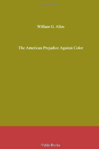 The American Prejudice Against Color (iPad, Nook, ePub )