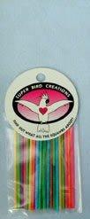 Super Bird Creations Small Sticks 25 Ct For Bird Toy Parts