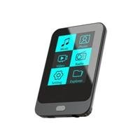 COBY MP823-4G 2'' TOUCHSCREEN VIDEO MP3 PLAYER