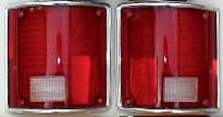 73 87 CHEVY GMC TRUCK TAIL LIGHT KIT (73 Chevy Truck Taillights compare prices)