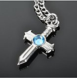 Collier / Pendentif FAIRY TAIL Grey Cosplay