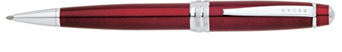 Cross-Bailey-Red-Lacquer-Ballpoint-Pen-AT0452-8