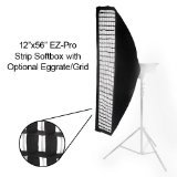 Fotodiox EZ-Pro Strip Softbox 12x56\