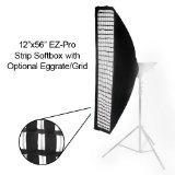 Fotodiox EZ-Pro Strip Softbox 12x56\