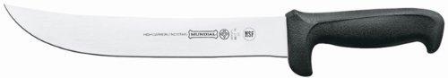 Mundial 5617-10 10-Inch Cimeter Knife, Black