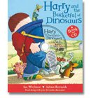 Harry And The Bucketful Of Dinosaurs - Book & CD (SLIPCASE)