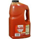 Franks Red Hot Cayenne Pepper Sauce - 1 Gal 4 Pack by Frank's