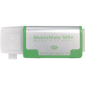 Sandisk MobileMate Memory Stick Plus - Card reader ( MS, MS PRO, MS Duo, MS PRO Duo, MS Micro ) - Hi-Speed USB