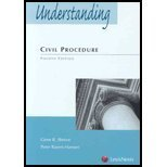img - for Understanding Civil Procedure book / textbook / text book