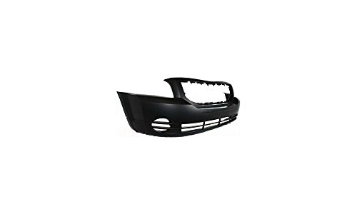 New Evan-Fischer EVA17872021689 Front BUMPER COVER Primed Direct Fit OE REPLACEMENT for 2007-2012 Dodge Caliber *Replaces Partslink CH1000871 (Caliber Dodge Front Bumper compare prices)