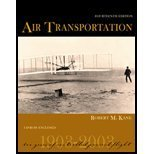 Air Transportation (0787288810) by Kane, Robert