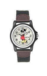 Disney Mickey Mouse Silver Dial Women's watch #MCK620