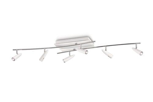 Philips 379103148 Benson Ceiling Light, White