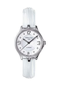 Certina Ladies'Watch XS Analogue Quartz C021,210,16,116,00 Leather