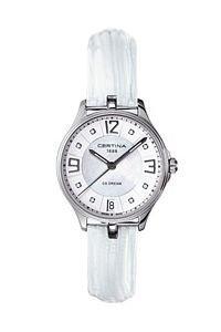 Certina Ladies'Watch XS Analogue Quartz C021,210,16,116,00 Leather
